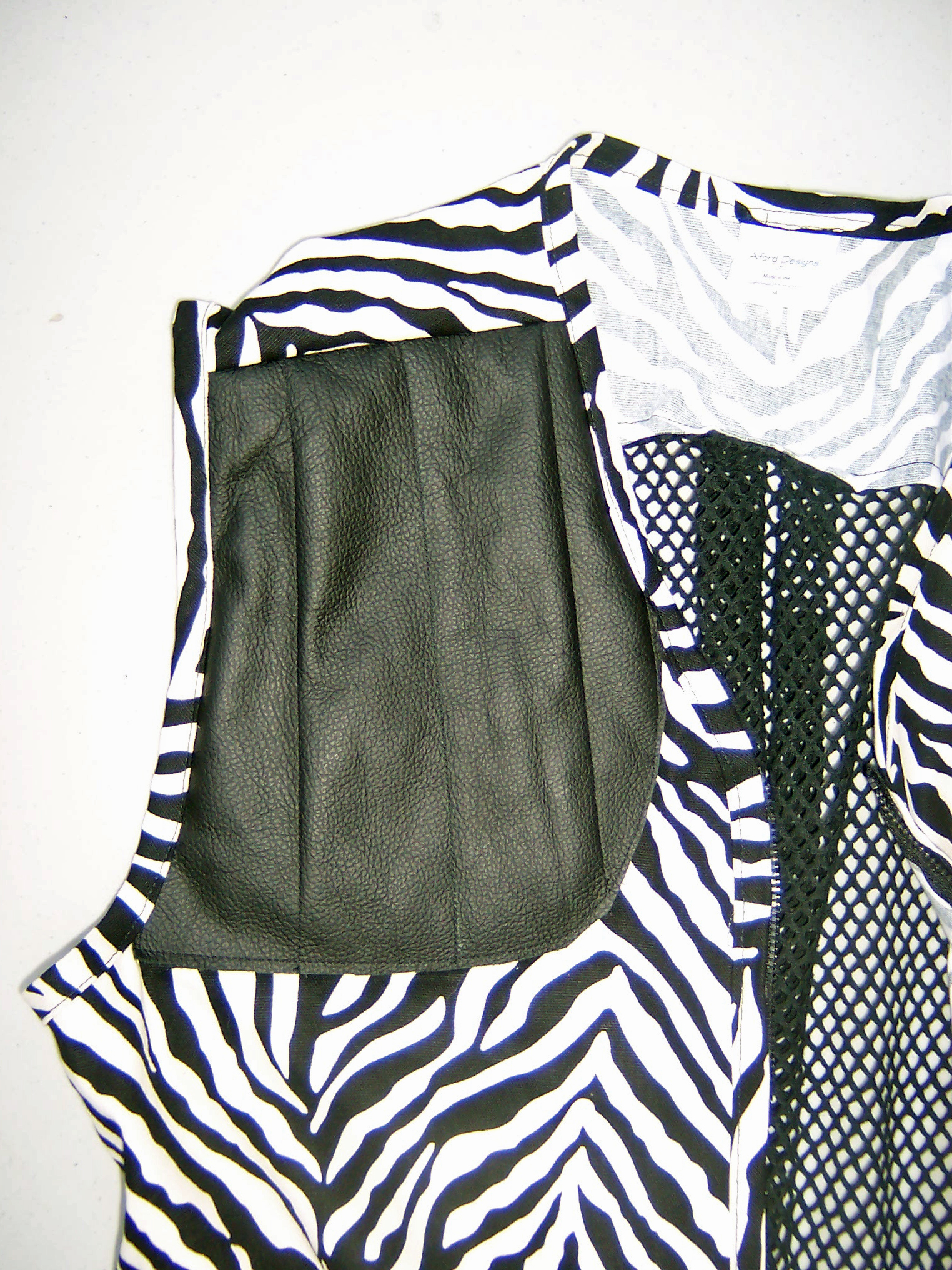 Alfrod Design vest padding
