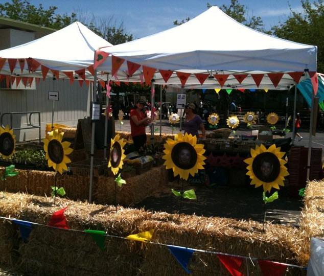 Garden related school events