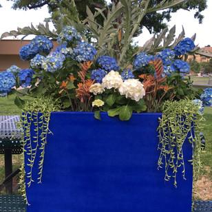 Special event planters