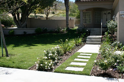 Entry redesign - Thousand Oaks, CA