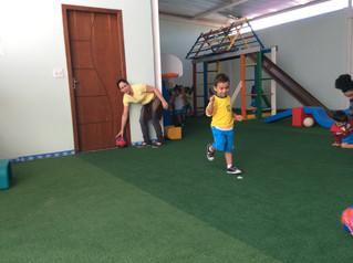 Educação Infantil em ritmo de Copa