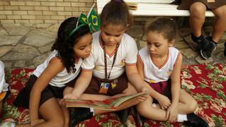 Leitura em Grupo - 1º Ano A