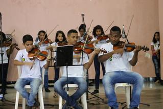Festival Regional Nossa Arte - Nanuque