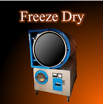 Freeze Dry Services