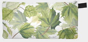 Green Leaves purse