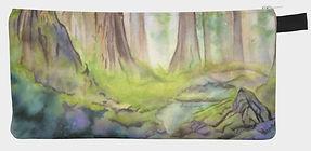 Fangorn Forest purse