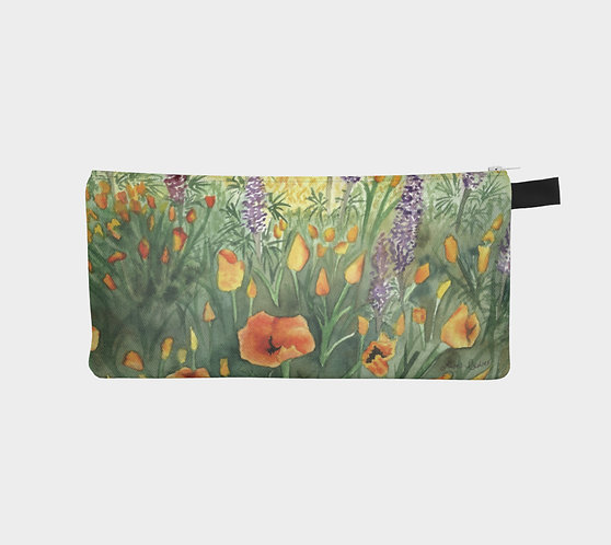 Field of Poppies Pencil Case
