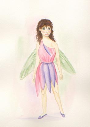 Spring Flower Fairy