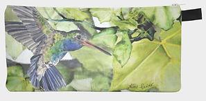 Hummingbirds purse