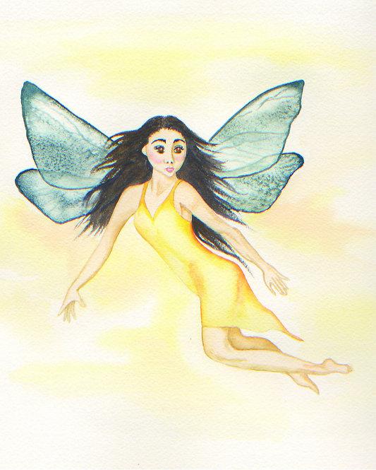 Sunkissed fairy