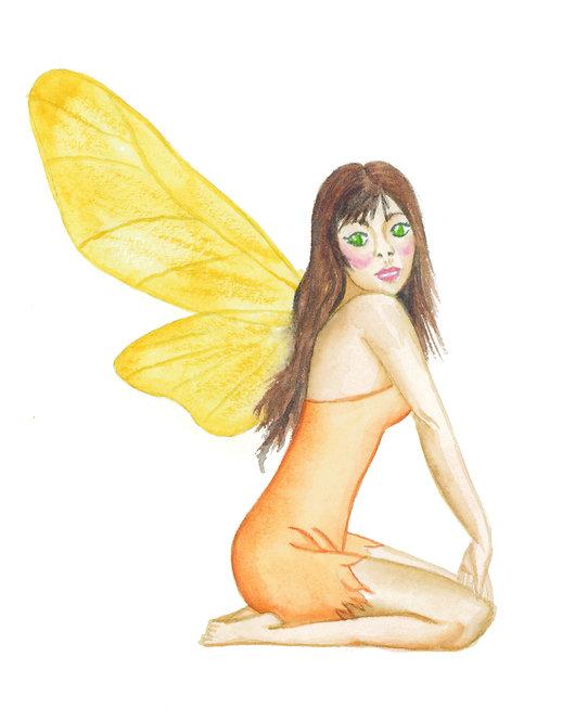Citrus Fairy
