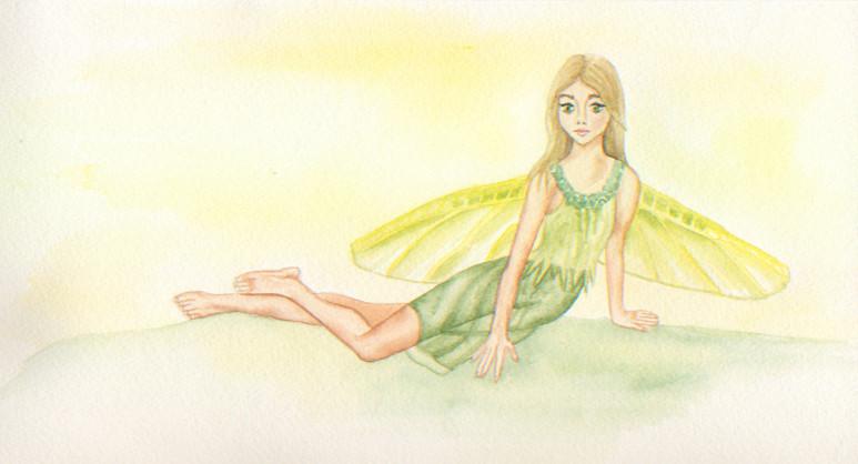 Lemon Flower Fairy