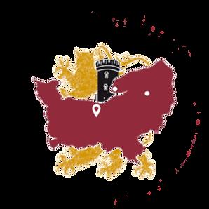 Logo JED2019 version amarante 1024x1024