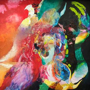 Bekijk hier onze moderne kunst die direct via deze website te koop zijn