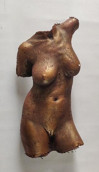 Vrouwelijke Buste -  François de Vos (1955-2019)