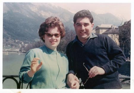 Honeymoon, 1964