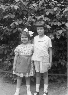 George & Elsie in Vienna, 1937