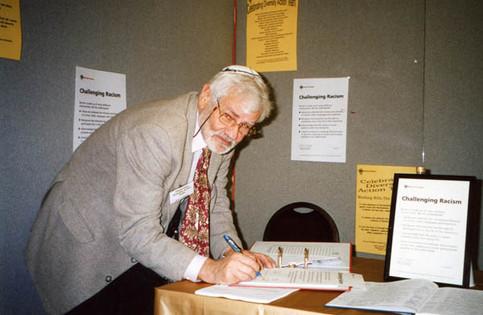 As Chair of Barnet Multi Faith Forum