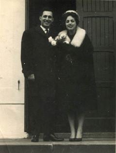 Wedding, 1961