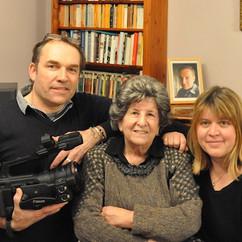 Frank Battersby, Lilian Levy, Dr Bea Lewkowicz
