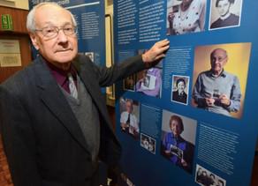 Freddy Kosten at Belsize Park Synagogue