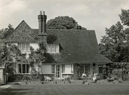 House in Amersham c. 1951