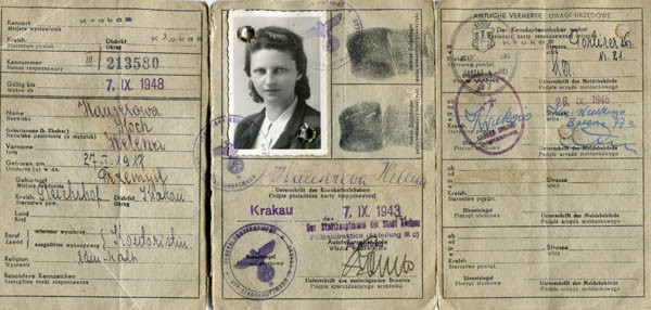 Mother's work permit