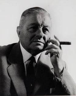 Rudi's father in Bradford, in the 1960s
