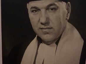 The Last Rabbi of Oranienburgerstrasse