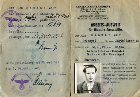 Father's work permit
