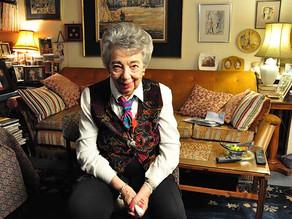 Remembering Lili Stern-Pohlmann MBE