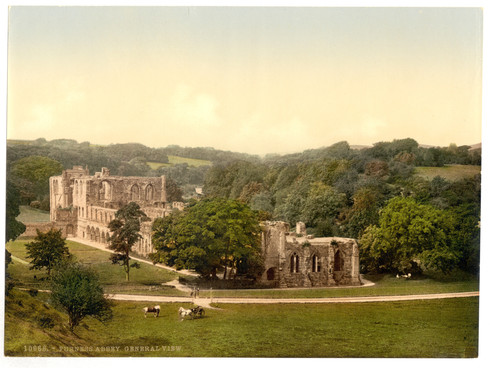 The Abbey, 1905