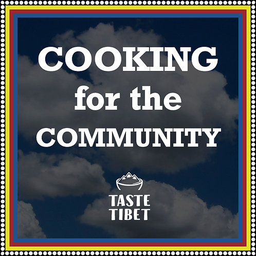 Cooking For Our Community Voucher - £5