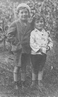 Kurt and ES in 1936