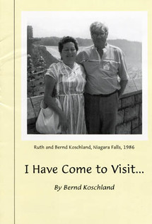 Front cover of 'I Have Come To Visit'