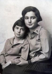 With Elizabeth in Nuremberg