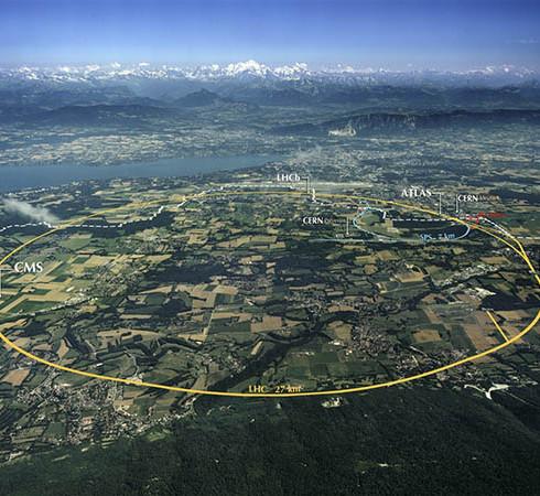 Large Hadron Collider, Cern
