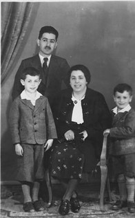 Family portrait c. 1937
