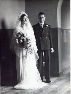 Margarete and Erich's wedding