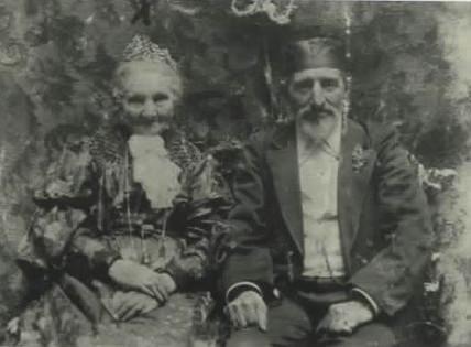 Rudi's Great-grandparents, Eva and Moritz Librowicz