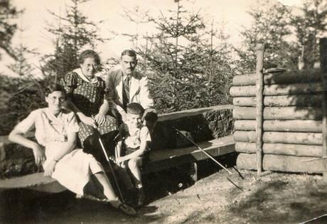 The last family photo