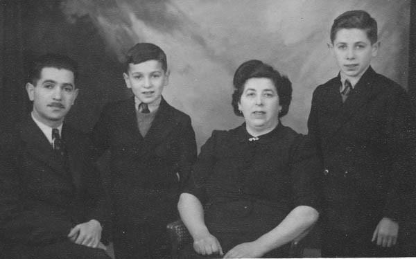 Family in 1941