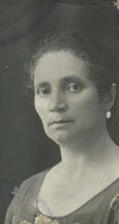 Mother, Ghizella Herskovits