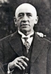 Maternal grandfather, Benjamin Schallmach