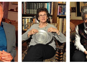 3 Interviewees Honoured in Queen's Birthday Honours
