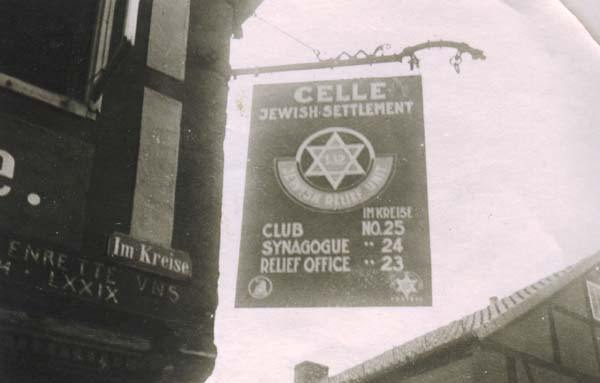 The Jewish Relief Unit in Celle