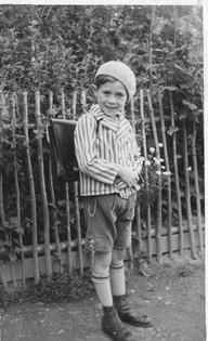 My first day at school in Eisenstadt