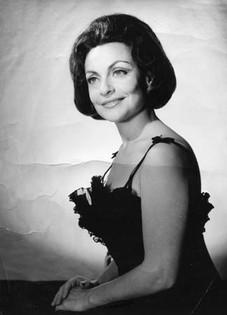Katinka in early 1960s