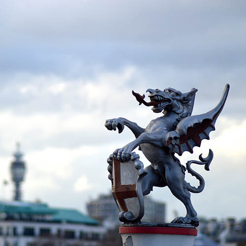 CITY OF LONDON DRAGON