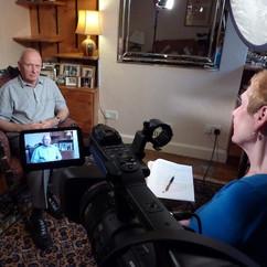 Gunter Lawson interviewed by Dr Jana Buresova